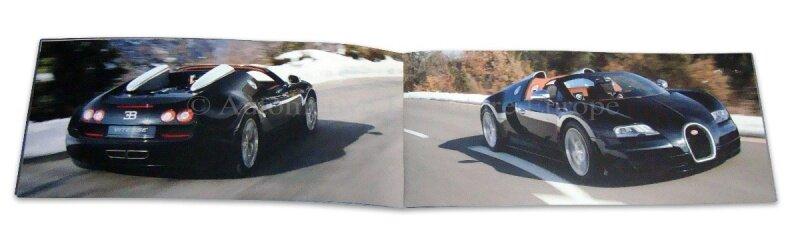 2012 bugatti veyron 16 4 grand sport vitesse owner 39 s box. Black Bedroom Furniture Sets. Home Design Ideas